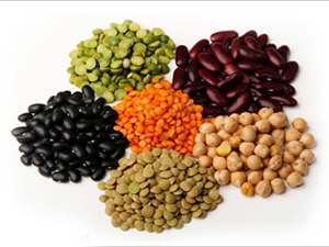 legumes that aid getting a healthy hair