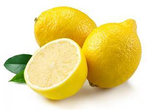 photo of lemon fruits