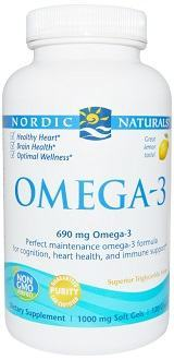 Nordic naturals omega 3 review does it actually work for Hemorrhoid smells like fish